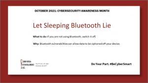 Let Sleeping Bluetooth Lie